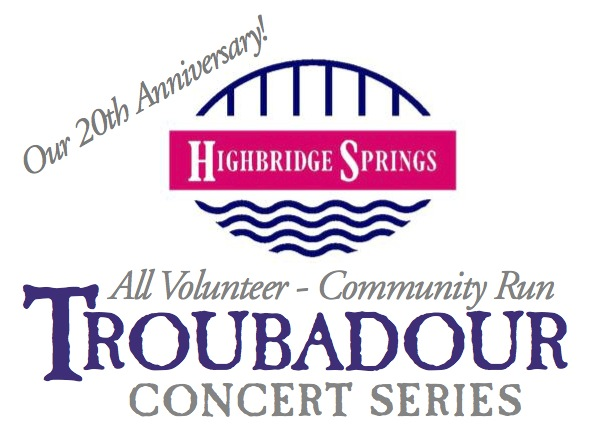 Troubador Concert Series